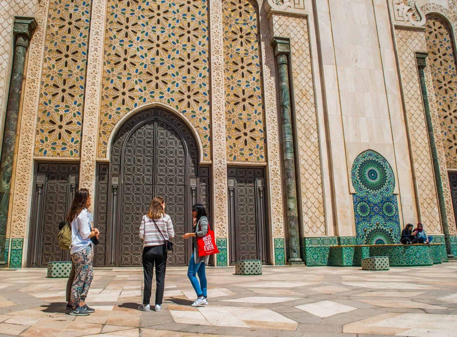 Explore Casablanca For Religious Matter